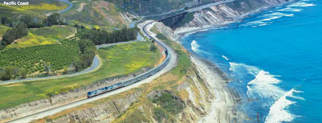 Coast Starlight Amtrak
