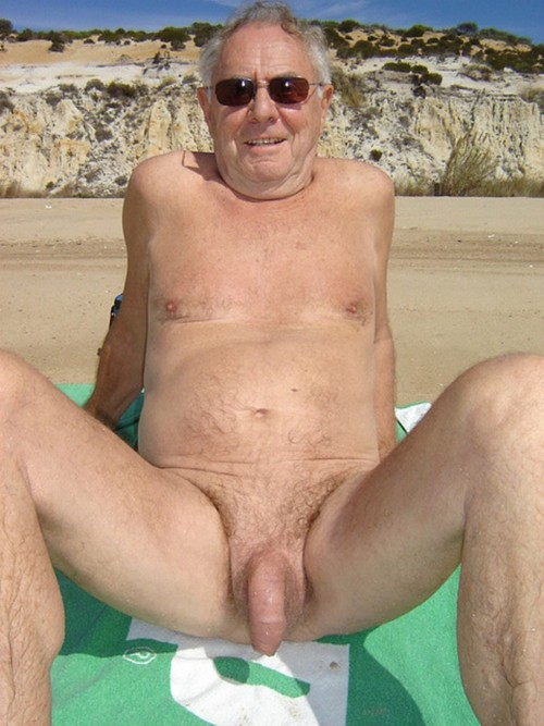 Old gay mature men