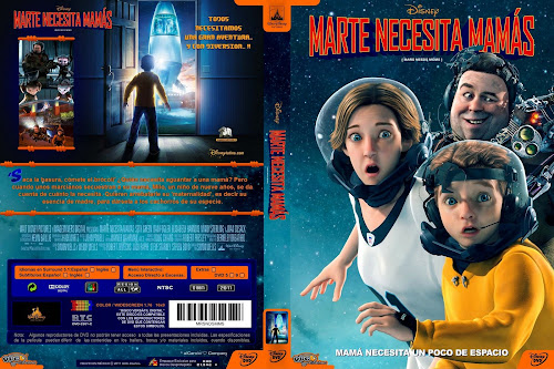 Mars Needs Moms [2011] DVDR NTSC
