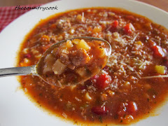 Olive Garden&#39;s Pasta E Fagioli Soup