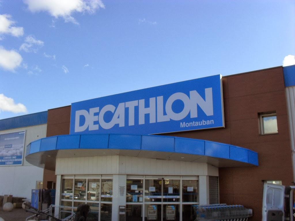 cftc decathlon logistique braquage au decathlon de montauban. Black Bedroom Furniture Sets. Home Design Ideas