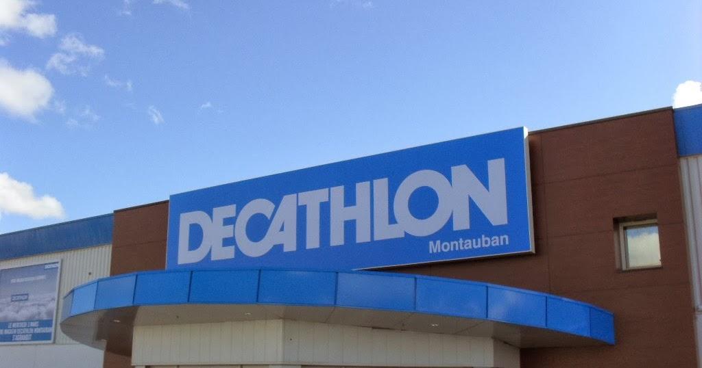 Cftc decathlon logistique braquage au decathlon de montauban - Point p montauban ...