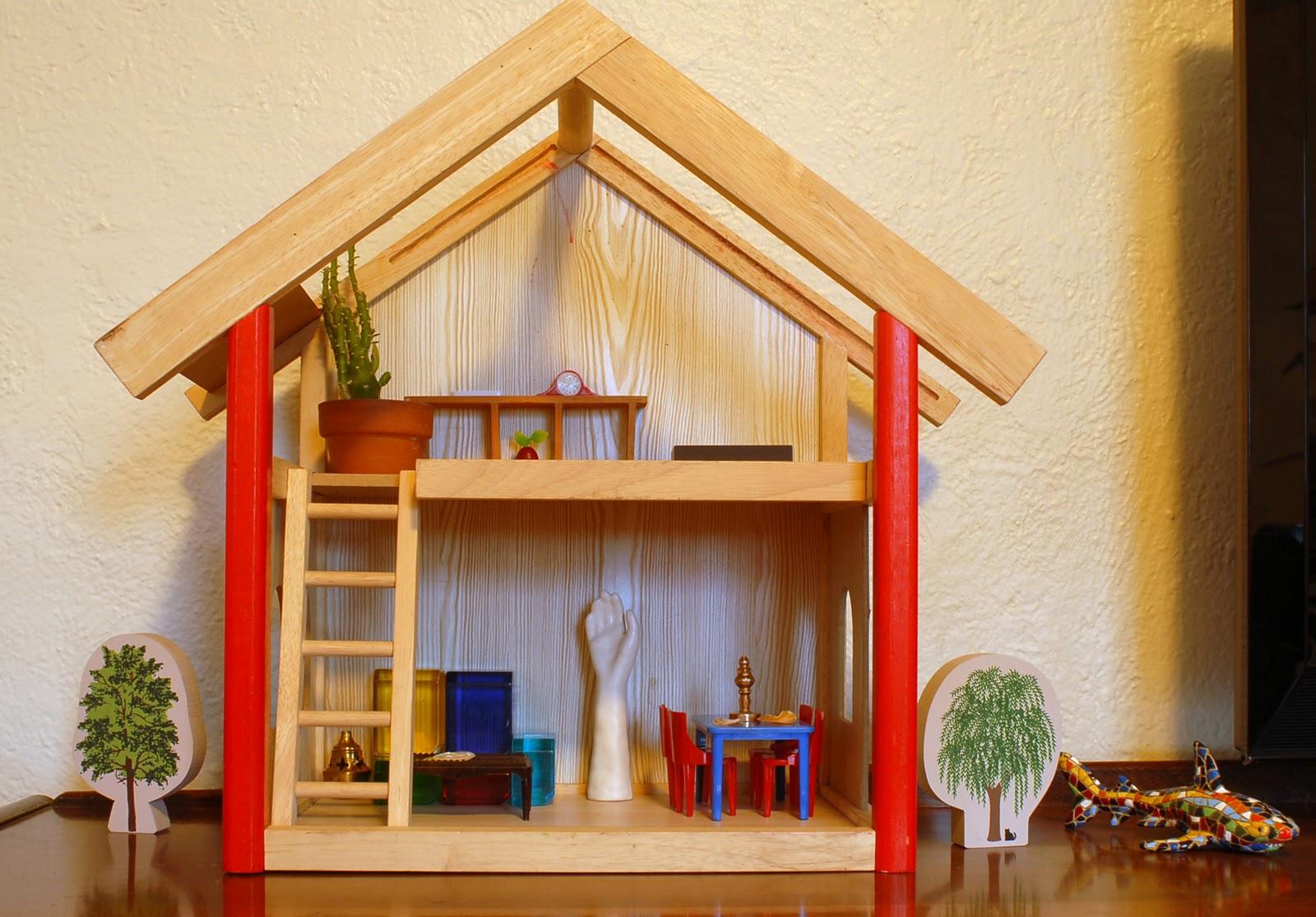 Dollhouse A Living Space Blog