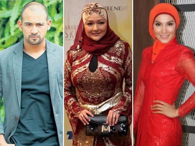 Ziela Jalil Bertanggungjawab Damaikan Lisdawati Dan Sharnaaz