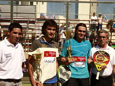 Lima-Mieres ganadores en Argentina
