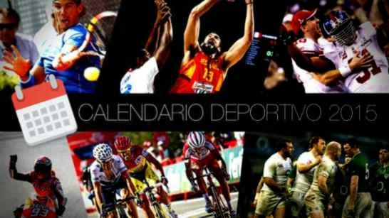 Calendario deporte 2017