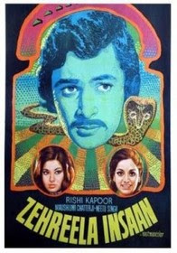 Zehreela Insaan (1974) - Hindi Movie