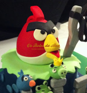 Bolo Angry Birds 