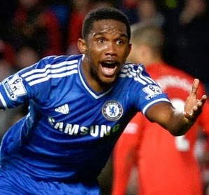Kehebatan Samuel Eto'o membela Chelsea