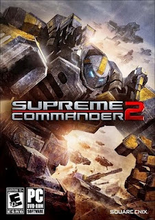 Supreme Commander 2 Full Version For PC