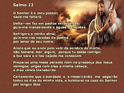 O Senhor é Meu Pastor!!!