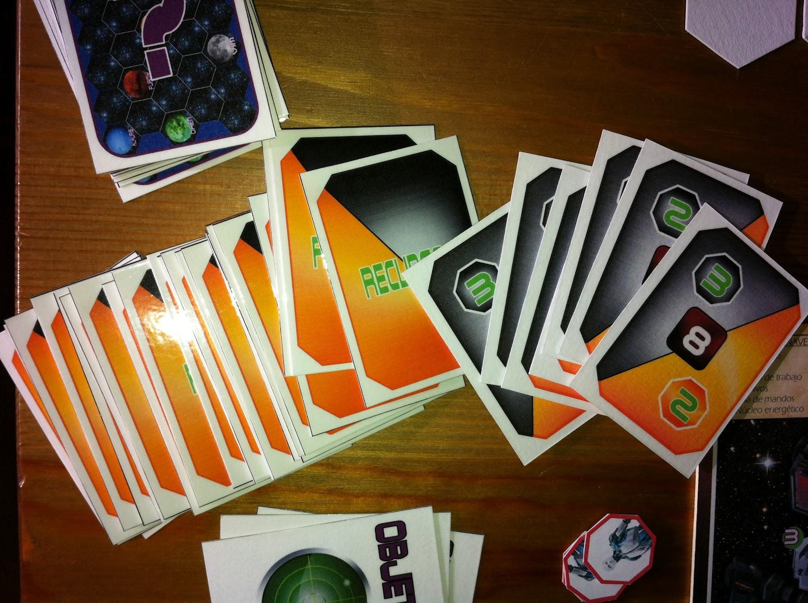 Creando y jugando: septiembre 2012