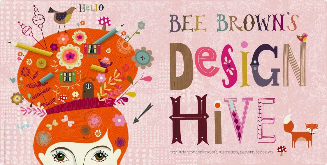 bee brown's design hive