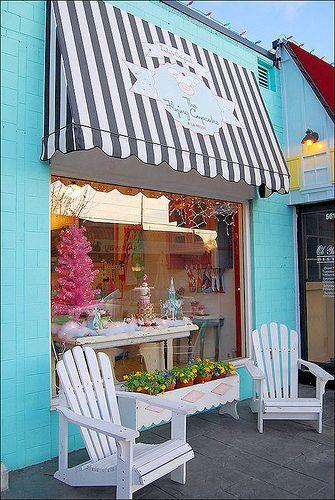 Inspira es para uma loja de comidacozinha do quintal for Fachadas de almacenes modernos