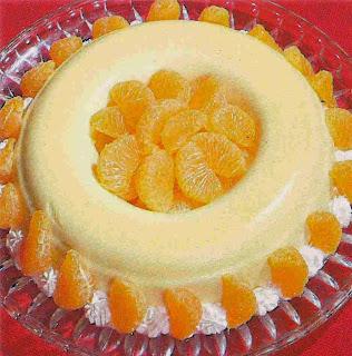 Chiffon de Naranjas y Mandarinas