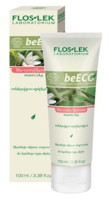 Flos-Lek, Bio-certyfikowana maseczka relaksująco-upiększająca