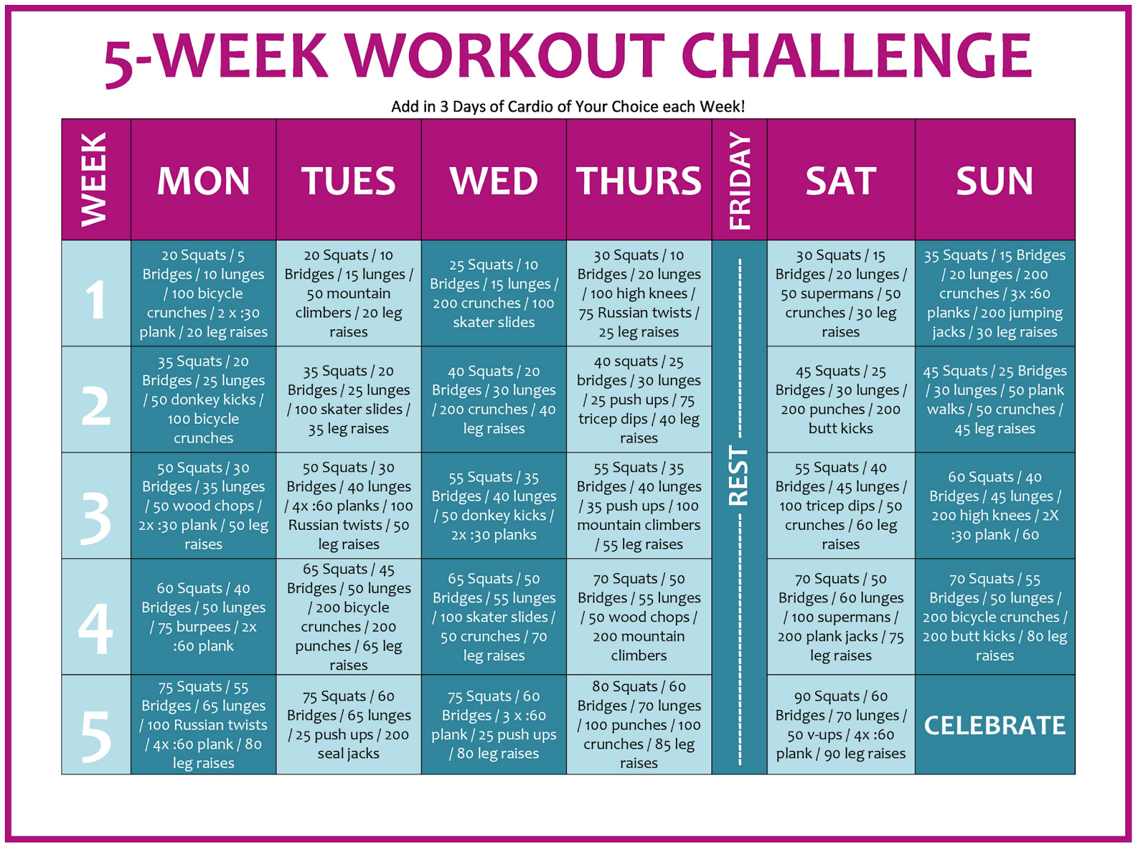 Week Workout Two Dave J Mitchell Blog