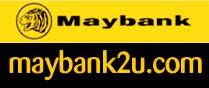 Maybank2U, logo Maybank