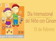 Dia Internacional del Niño con Cáncer