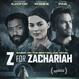 Giveaway Contest: Win One of Two Copies of Z for Zachariah!