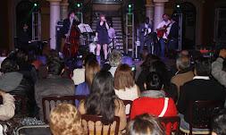 Ofrecen concierto, por una vida libre de violencia