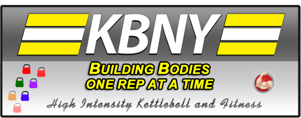 KBNY HIGH INTENSITY KETTLEBELL FITNESS