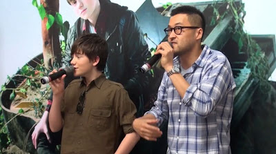 Greyson Chance before his show in Taipei Taiwan Video