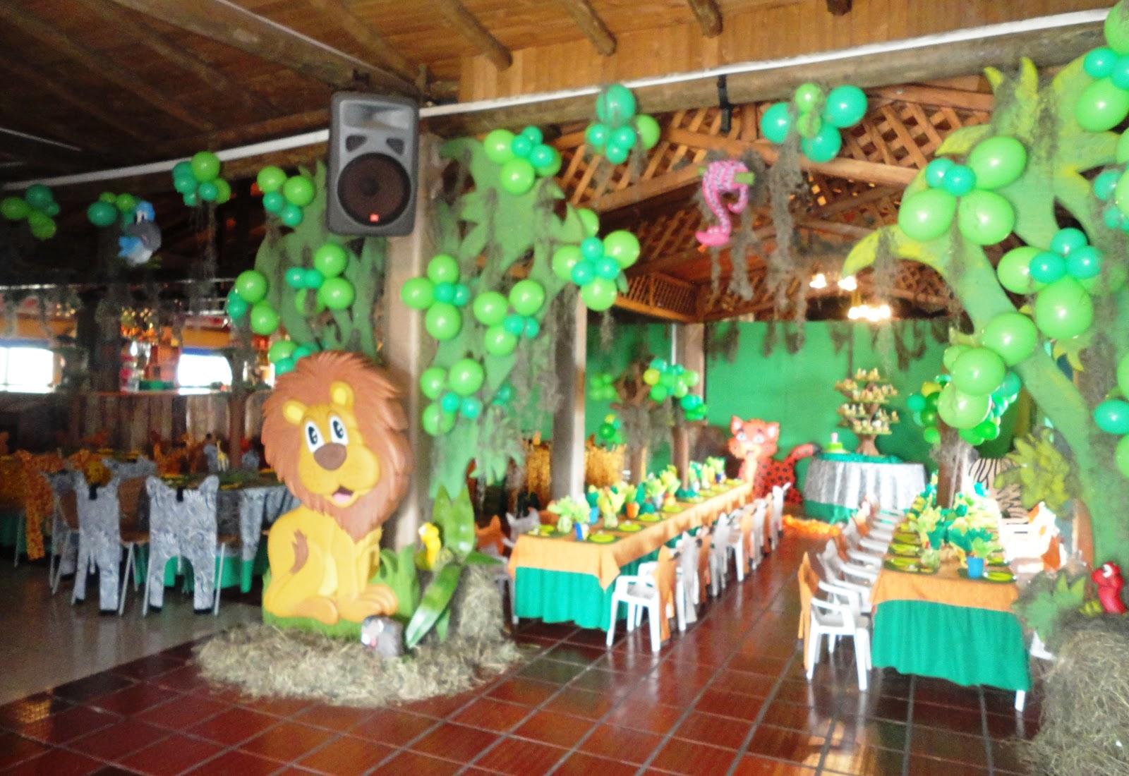 Eventos creativos decoracion fiestas tematicas - Fiesta infantil tematica ...