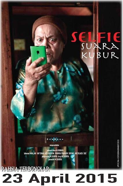 Selfie Suara Kubur (2015), Tonton Telemovie, Tonton Drama, Tonton Full Episode, Tonton Drama Melayu, Tonton Telemovie Melayu.