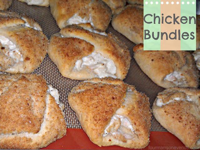 Ideas for dinner: Chicken Bundles