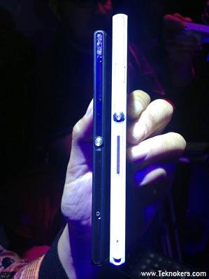 apa bedanya xperia z dengan zl?, hp android sony paling cnaggih terbaru, sony xperia z harga dan spesifikasi