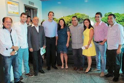 Prefeito de Piquet Carneiro é eleito novo Presidente da APRECE