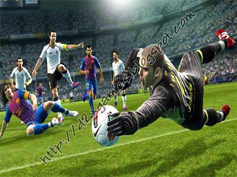 Free Download Games - Pro Evolution Soccer 2013