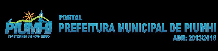 Prefeitura Municipal de Piumhi
