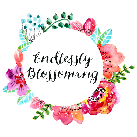Endlessly Blossoming
