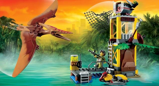 Đồ chơi Lego Khủng Long