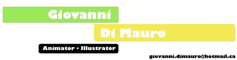 Giovanni Di Mauro's Blog
