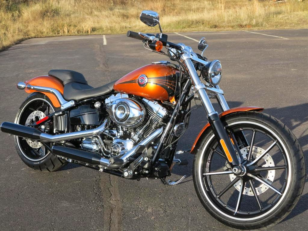 2014 harley davidson softail breakout review price and concept. Black Bedroom Furniture Sets. Home Design Ideas
