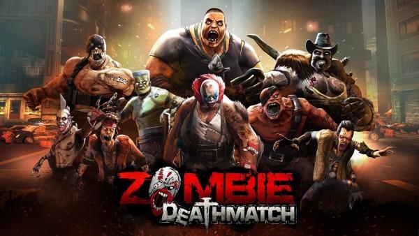 Zombie Deathmatch MOD APK (Unlimited Money)