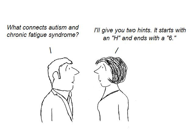 cartoon, cartoons, autism, chronic fatigue syndrome