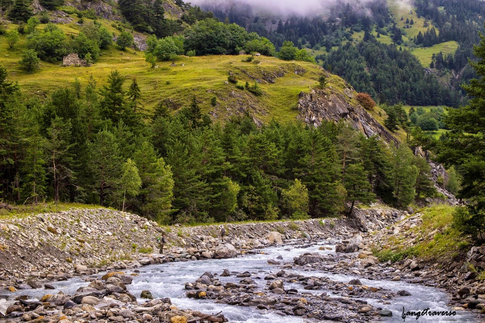 termignon, Vanoise, Savoie. Été 2014