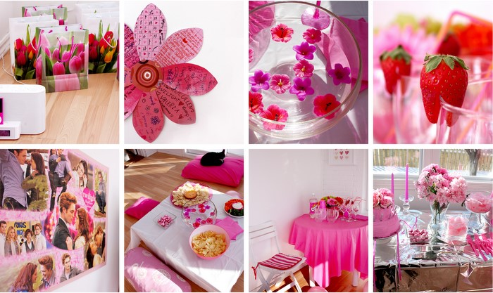 Birthday Decoration Ideas For Teenage Girl Image Inspiration of