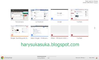 Cara Merubah Tema Google Chrome Pada Dekstop