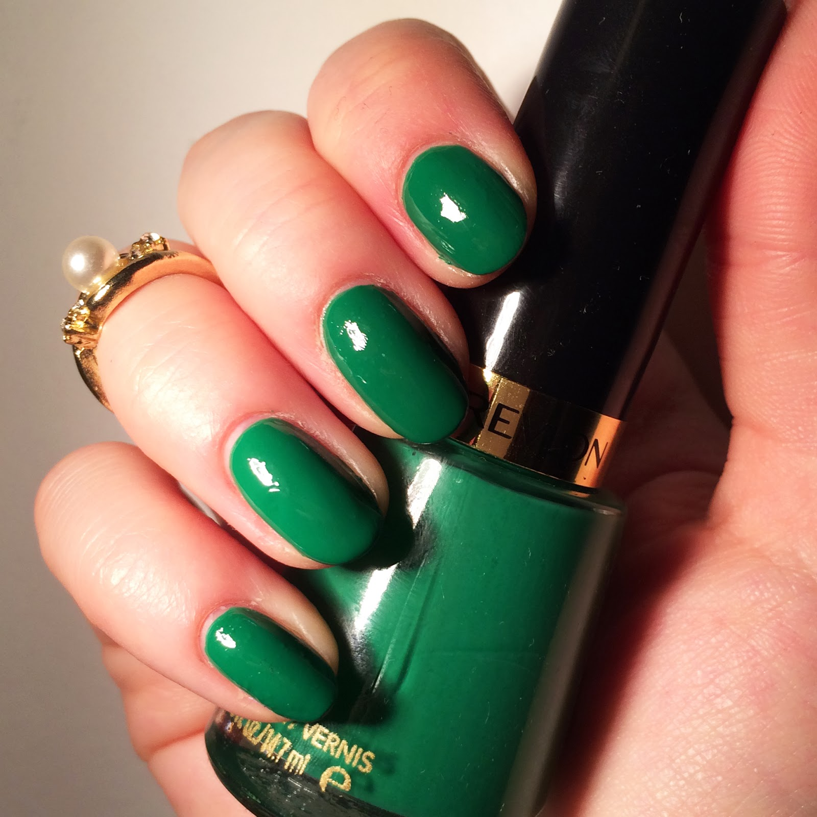 Green Glitter Nail Polish Uk: Revlon Nail Enamel~*GOLD GODDESS*~Glitter Polish Varnish