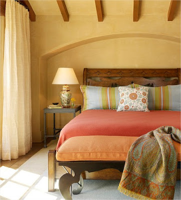 mediterranean bedroom ideas
