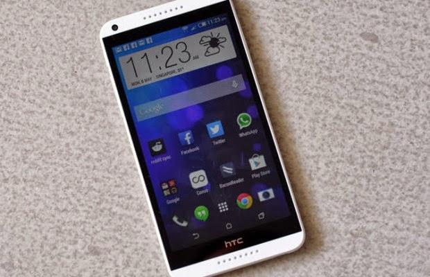 Hp Android Terbaru dengan Layar Lebar dan Kamera Handal tambah Desain mewah - HTC Desire 626