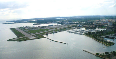 Albert Whitted Airport, St. Petersburg, FL - Photo by Larry Andersen