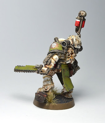 Death Guard Legion Apothecary