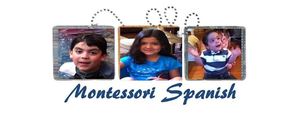 Montessori Spanish