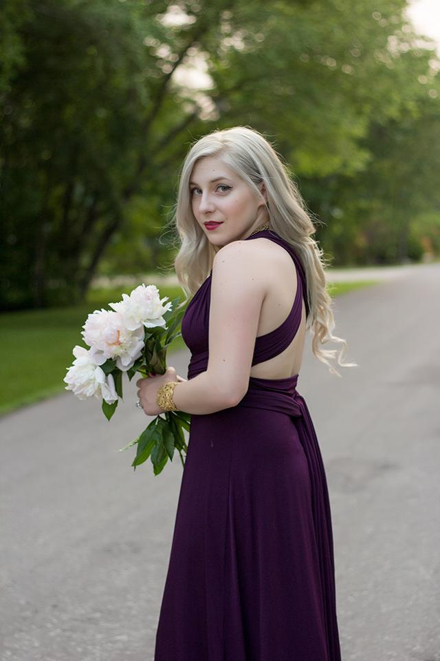 Winnipeg fashion blogger Jennifer Ashley of Pretty Little Details.